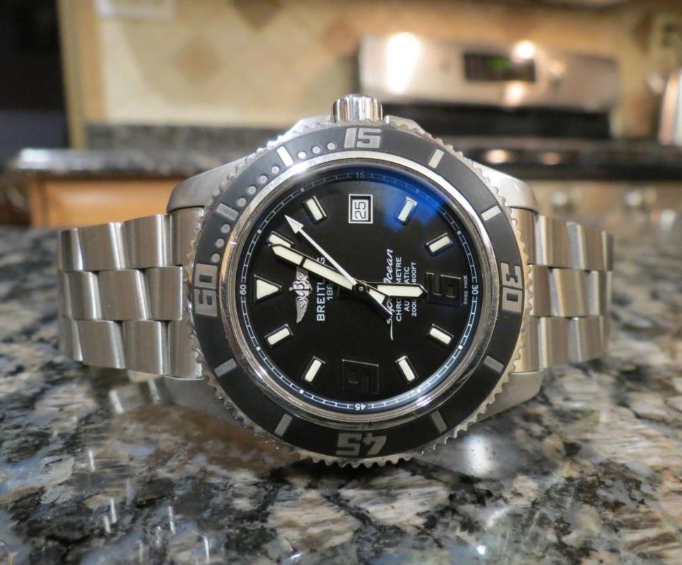 Đồng hồ Breitling Superocean 44 A17391