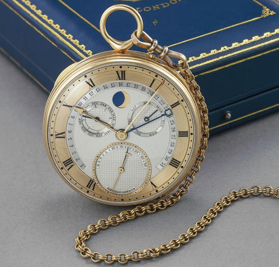 Đồng hồ bỏ túi Grand Complication