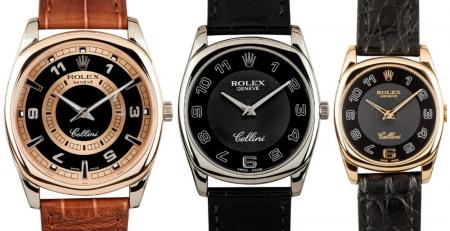 Lích sử đồng hồ Rolex