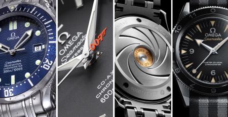 Lịch sử đồng hồ Omega