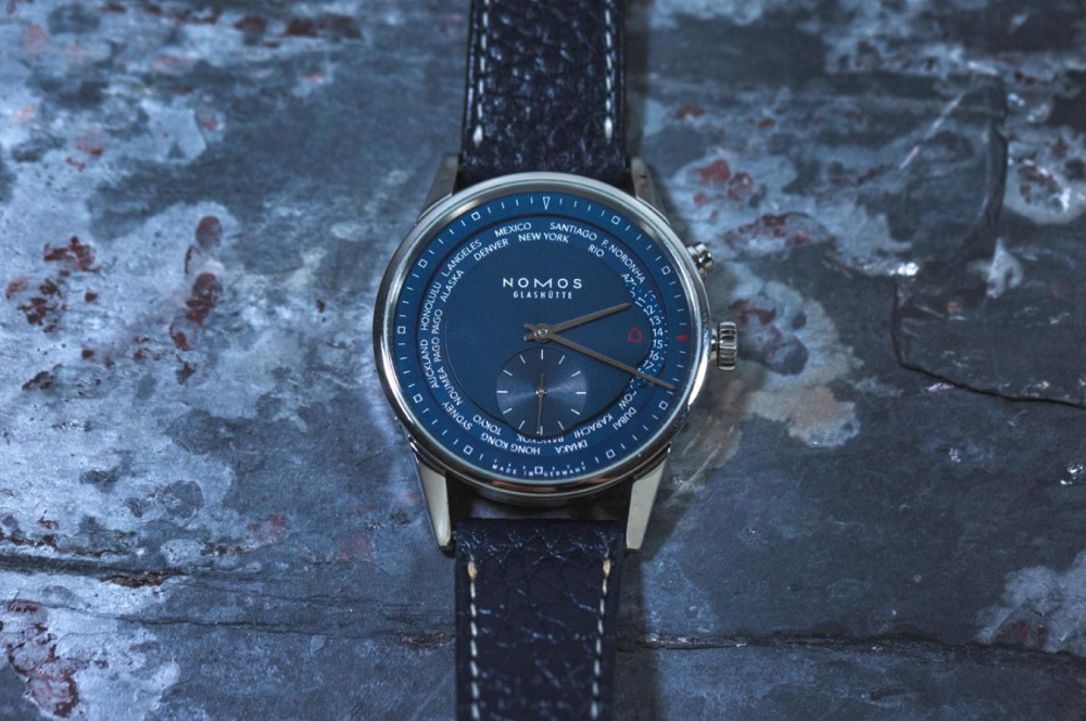 Đồng hồ Nomos World Time