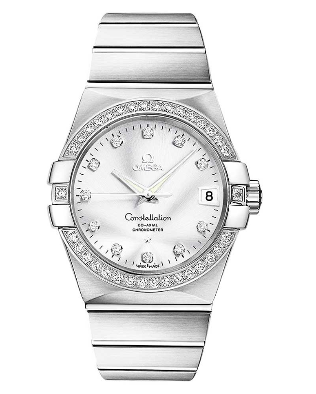 Omega Constellation 123.55.38.21.52.003