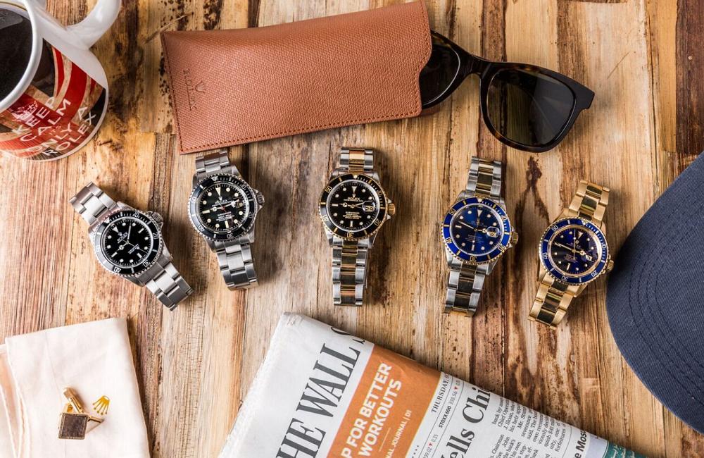 Bộ sưu tập đồng hồ Rolex
