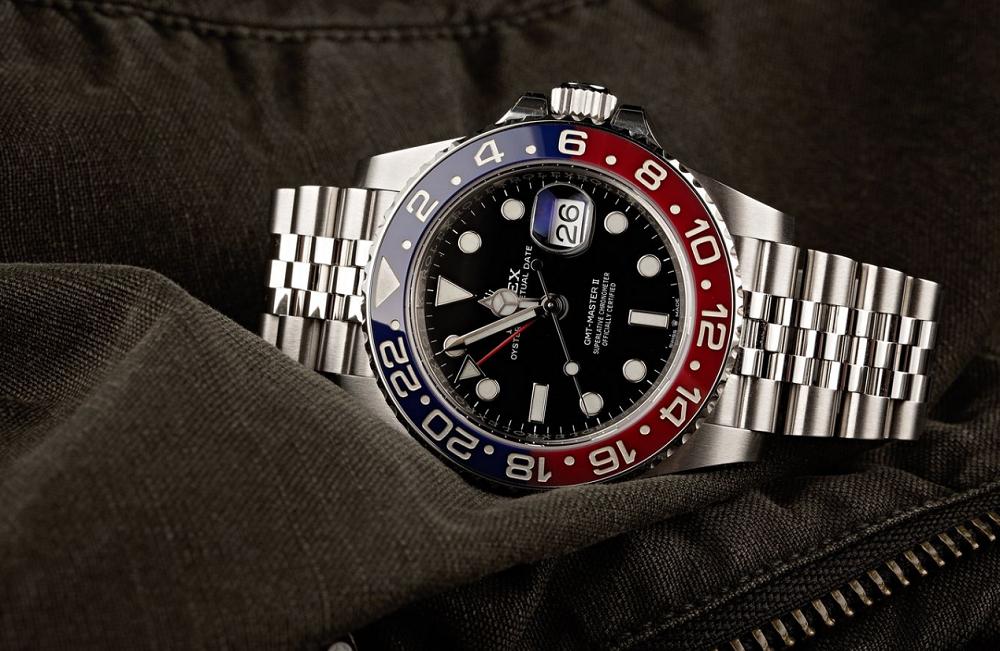 Rolex GMT-Master II Ref. 126710
