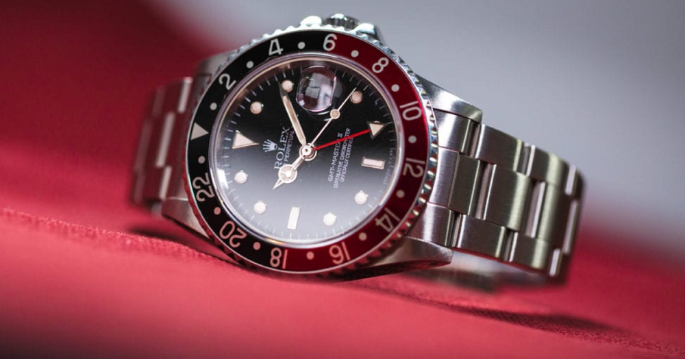 Rolex GMT-Master II Ref. 16760