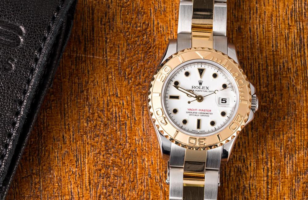 Rolex Lady Yacht-Master 169623