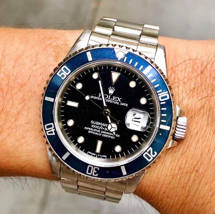 Rolex Submariner RIPLEY