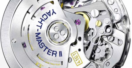 Bộ máy Rolex Calibre 4161