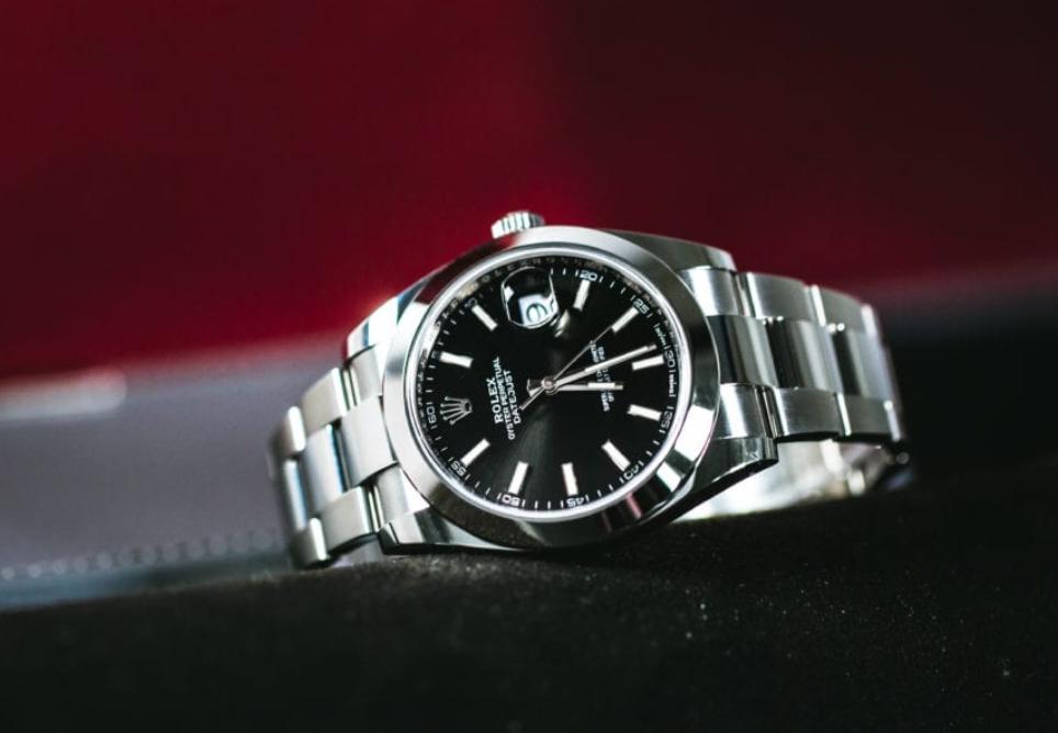 Rolex Datejust vành bezel thép không gỉ
