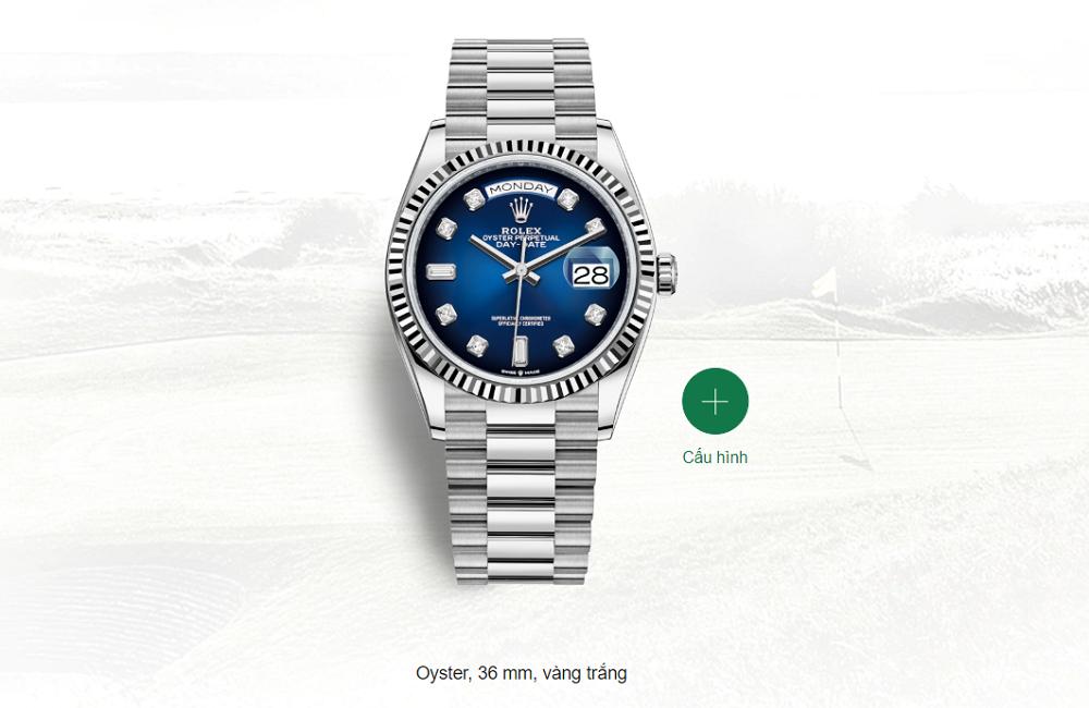 Rolex Day-Date 36 Ref. 128239
