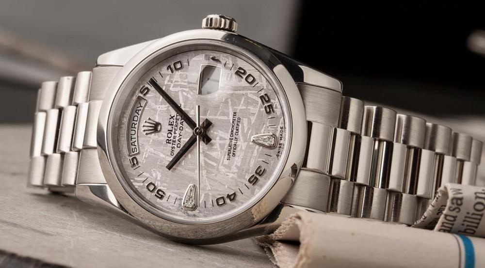 Rolex Daydate 118206