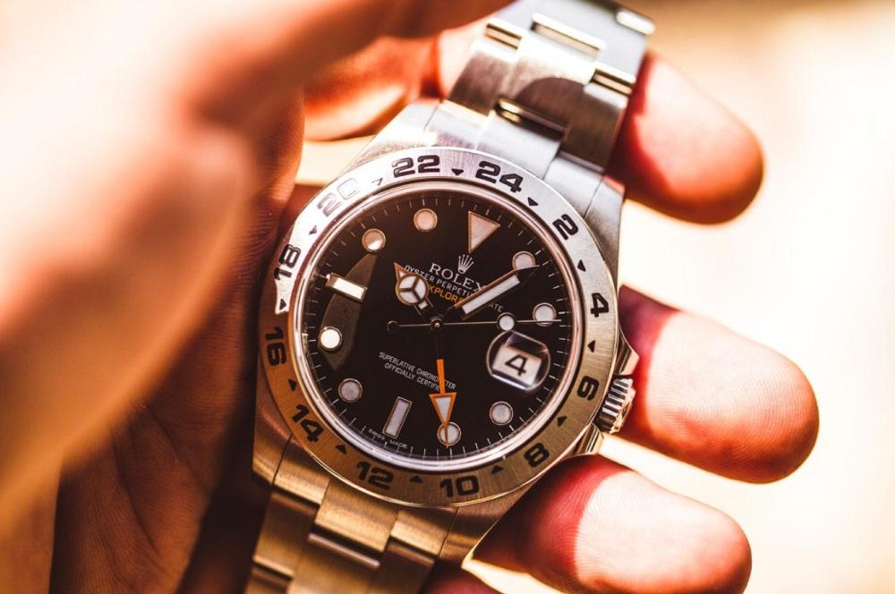 Đồng hồ Rolex Explorer II