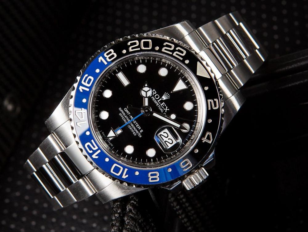 Rolex GMT-Master_II