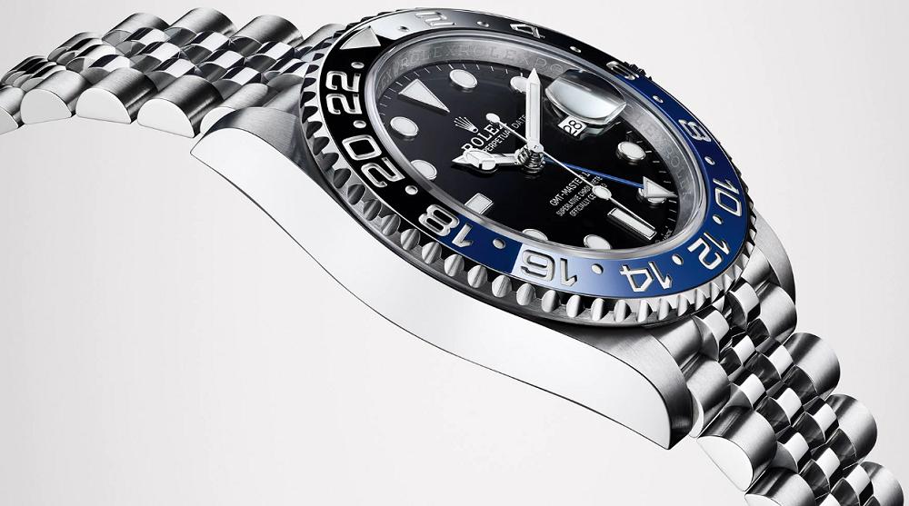 Rolex GMT-Master II Ref 126710BLNR