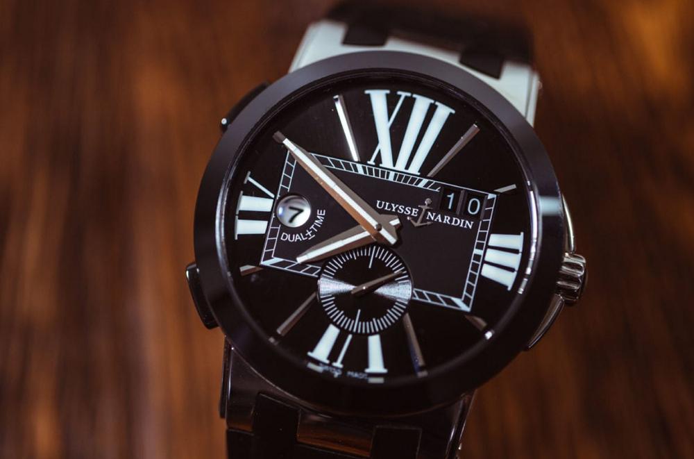 Đồng hồ Ulysse Nardin Dual Time