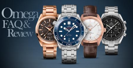 Hỏi đáp và đánh giá về Đồng hồ Omega trong năm 2019