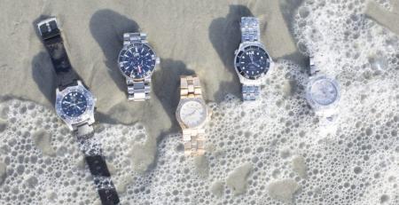 Khả năng chịu nước của đồng hồ