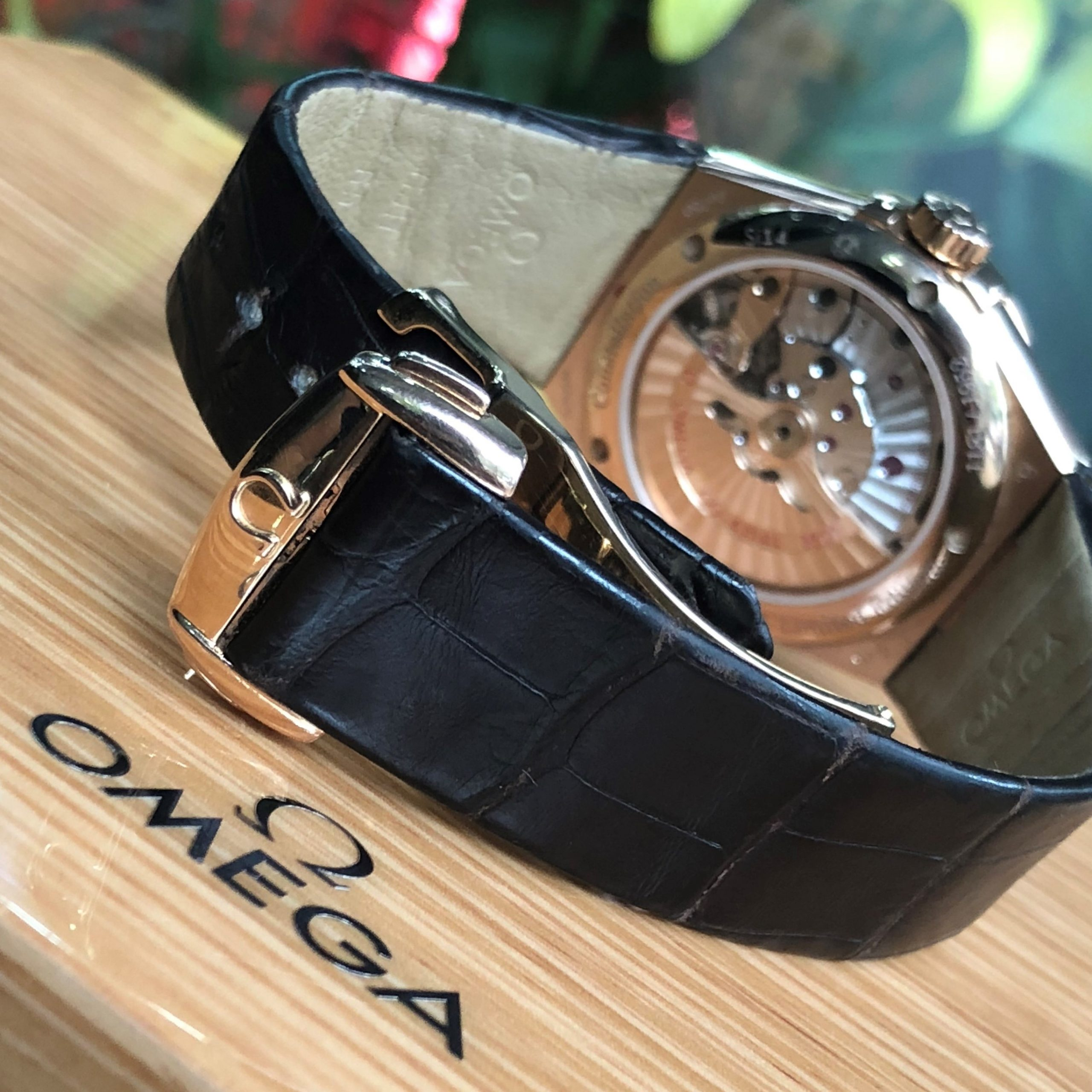 Omega Constellation Co‑Axial 123.53.38.21.02.001