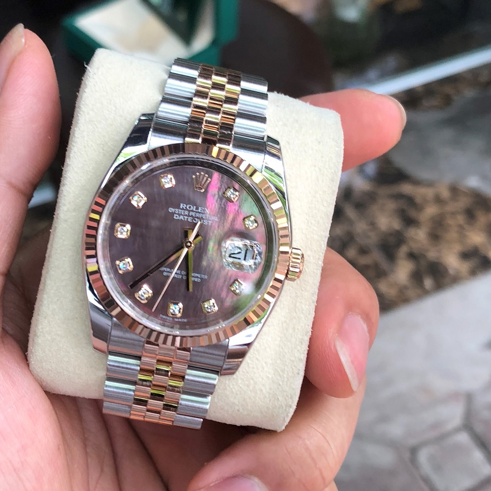 Rolex Datejust 116231 Dial MOP
