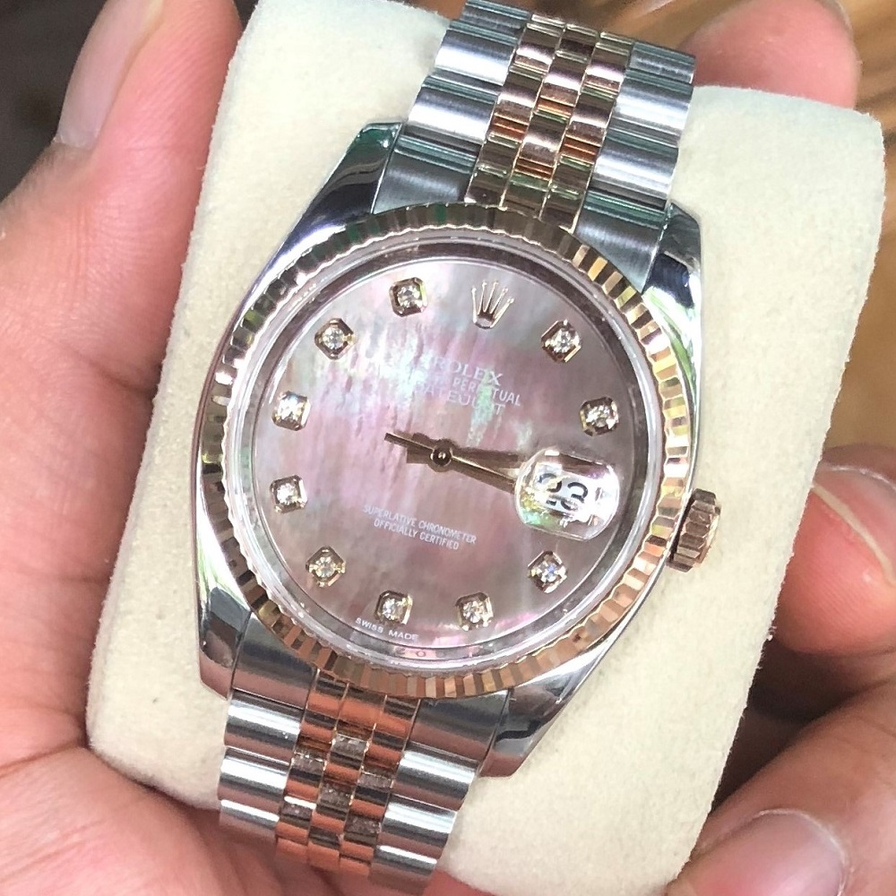 rolex-datejust-116231-mat-so-mop-chat-lieu-demi-vang-hong-18k-1