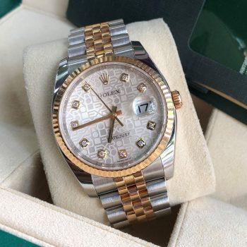 Rolex Datejust 36 Ref. 116233 Rolesor