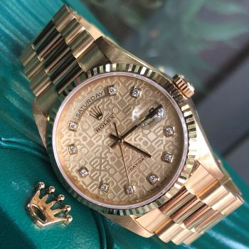 Rolex Day-Date President 18238