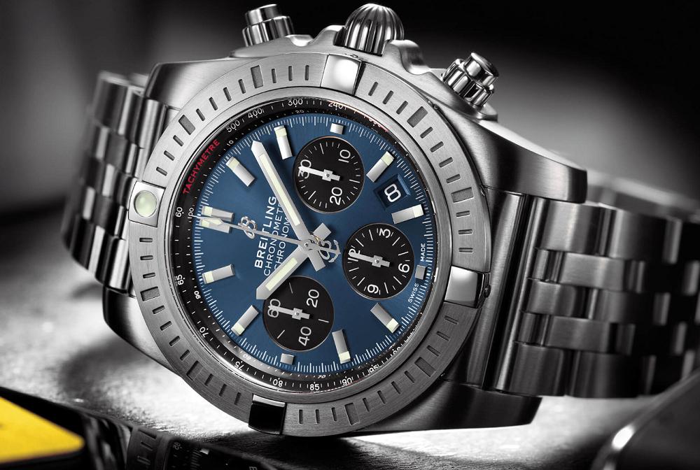 Thu mua đồng hồ Breitling Chronomat