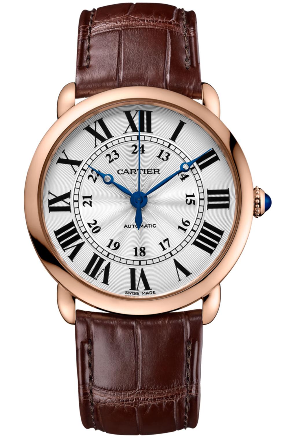 Cartier Ronde Louis WGRN0006