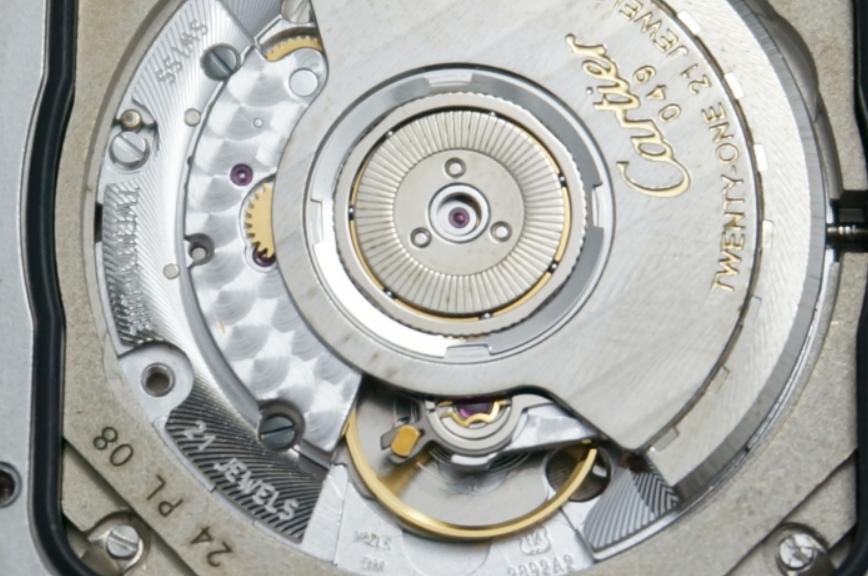 Bộ máy Cartier Caliber 049