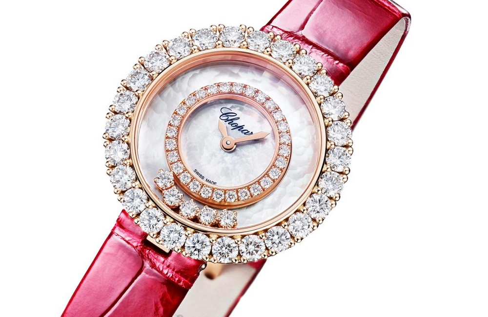 Đồng hồ Chopard Happy Diamonds Joaillerie