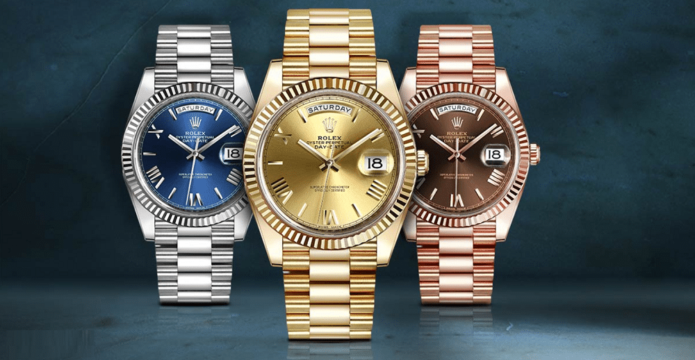 Đồng hồ Rolex Day-Date 40mm