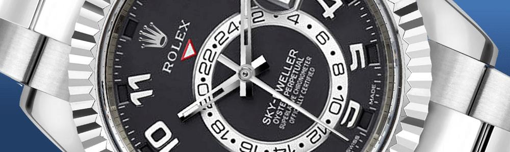 Đồng hồ Rolex Sky-Dweller