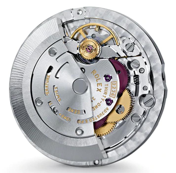 Bộ máy Rolex Calibre 2236