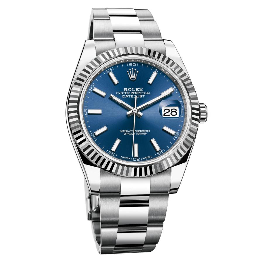 Rolex Datejust là mẫu đồng hồ cổ điển nổi tiếng