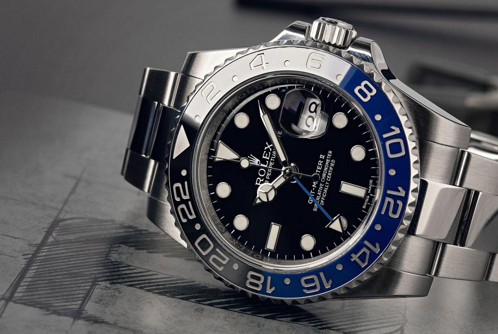 Đồng hồ Rolex GMT-Master II Ref. 116710