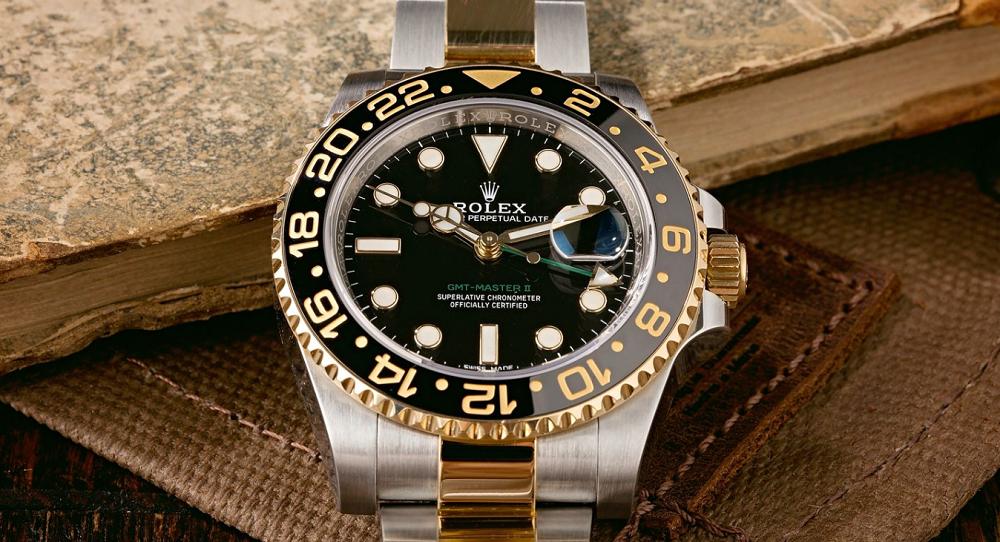 Rolex GMT-Master II Ref. 116713