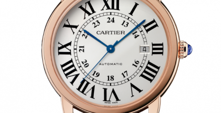 đồng hồ Cartier Ronde Solo W6701009