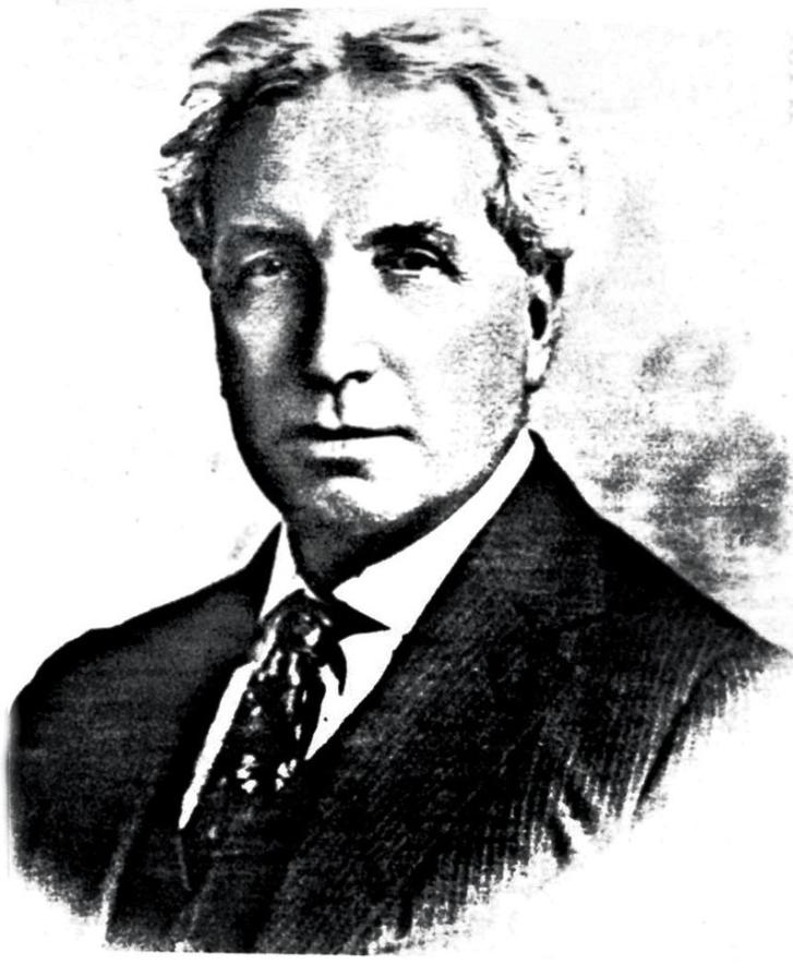 Joseph Bulova người sáng lập thương hiệu Bulova