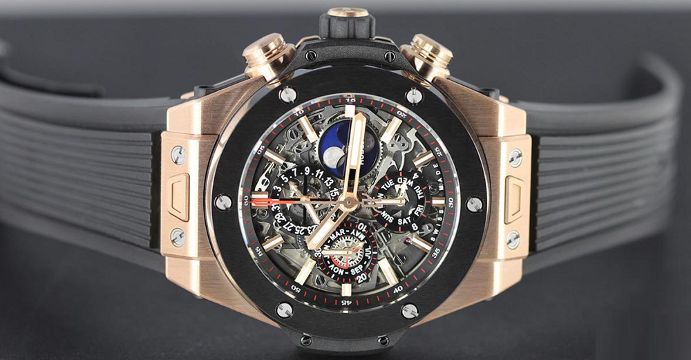 Hublot Big Bang UNICO Perpetual Calendar 406.OM.0180.RX 45mm