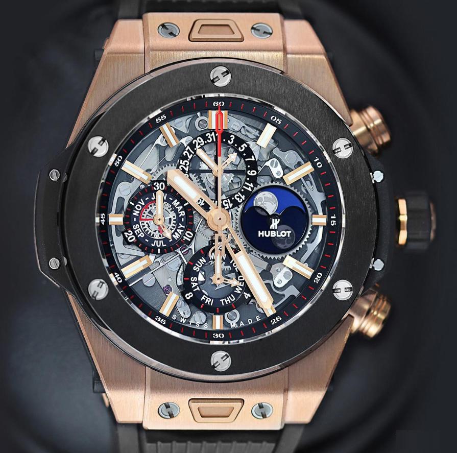 Đồng hồ Hublot Big Bang UNICO Perpetual Calendar 406.OM.0180.RX 45mm