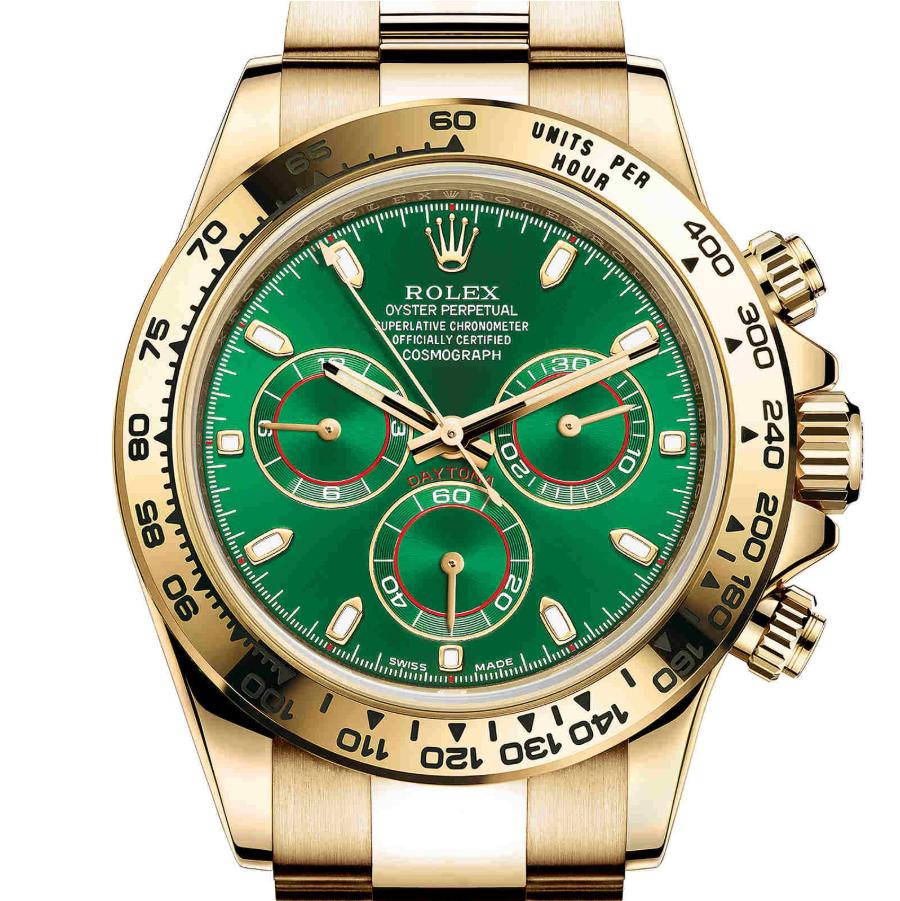 Đồng hồ bấm giờ tiêu chuẩn Rolex Daytona