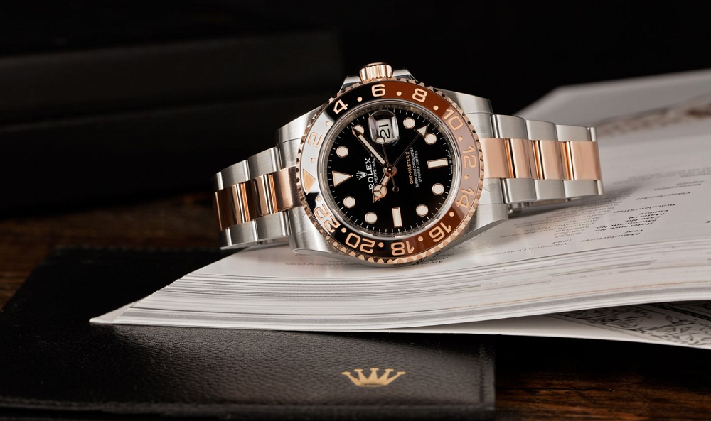 Rolex GMT-Master Coke Two Tone