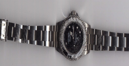 Đồng hồ Rolex có dễ bị trầy xước không?