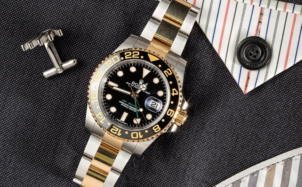 Đồng hồ Rolex cũ bạn mua trông đẹp như mới