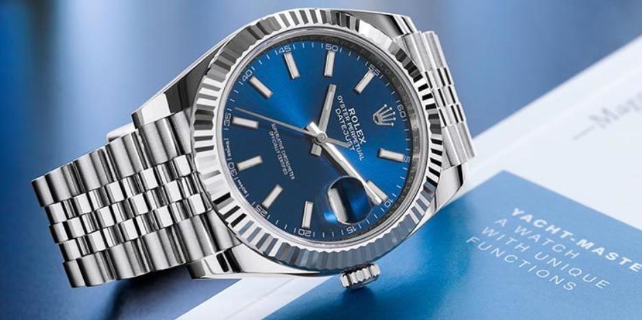 Đồng hồ Rolex cũ giảm giá trị chậm hơn