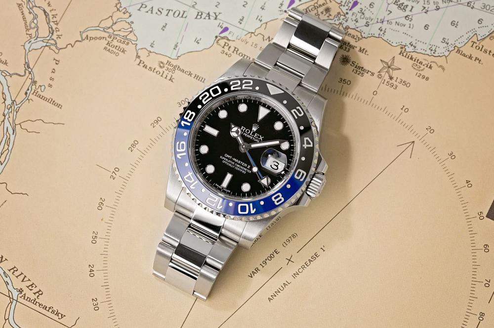 Rolex GMT Master II Ref. 16710