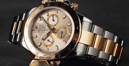 Làm thế nào để xác định năm sản xuất của đồng hồ Rolex?