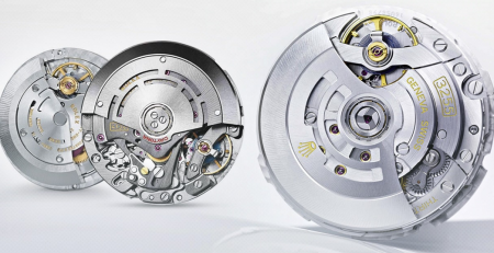 3 bộ máy Calibre phức tạp nhất của Rolex