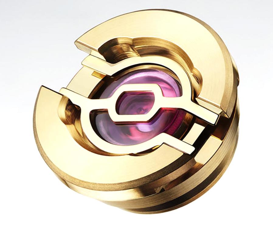 Hệ thống chống sốc Rolex Paraflex