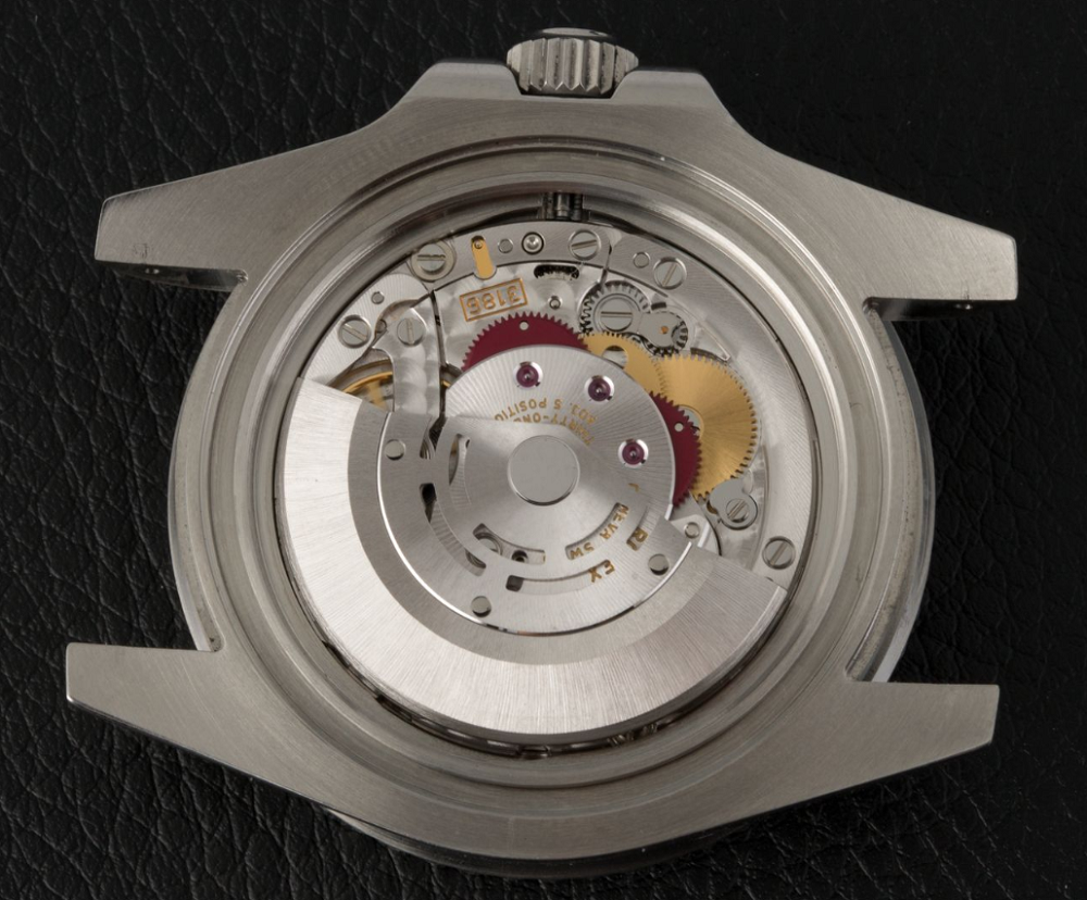 Rolex Calibre 3186